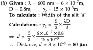 Important Questions for Class 12 Physics Chapter 10 Wave Optics Class 12 Important Questions 14