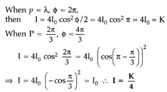 Important Questions for Class 12 Physics Chapter 10 Wave Optics Class 12 Important Questions 18