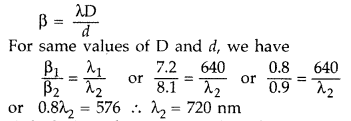 Important Questions for Class 12 Physics Chapter 10 Wave Optics Class 12 Important Questions 20