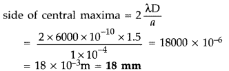 Important Questions for Class 12 Physics Chapter 10 Wave Optics Class 12 Important Questions 22