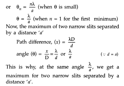 Important Questions for Class 12 Physics Chapter 10 Wave Optics Class 12 Important Questions 27