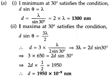 Important Questions for Class 12 Physics Chapter 10 Wave Optics Class 12 Important Questions 41