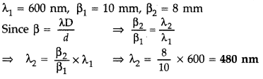 Important Questions for Class 12 Physics Chapter 10 Wave Optics Class 12 Important Questions 42