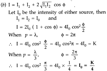 Important Questions for Class 12 Physics Chapter 10 Wave Optics Class 12 Important Questions 59