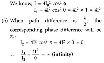 Important Questions for Class 12 Physics Chapter 10 Wave Optics Class 12 Important Questions 97