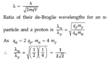 Important Questions for Class 12 Physics Chapter 11 Dual Nature of Radiation and Matter Class 12 Important Questions 19