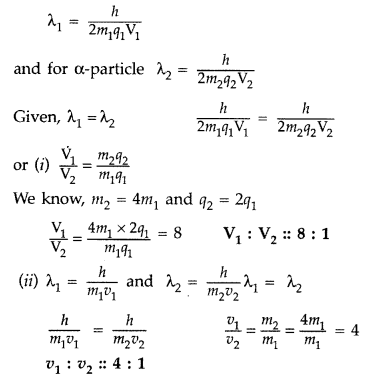 Important Questions for Class 12 Physics Chapter 11 Dual Nature of Radiation and Matter Class 12 Important Questions 29