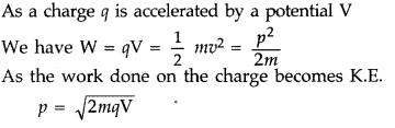Important Questions for Class 12 Physics Chapter 11 Dual Nature of Radiation and Matter Class 12 Important Questions 47