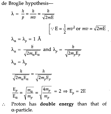 Important Questions for Class 12 Physics Chapter 11 Dual Nature of Radiation and Matter Class 12 Important Questions 81