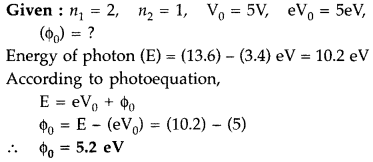 Important Questions for Class 12 Physics Chapter 11 Dual Nature of Radiation and Matter Class 12 Important Questions 82