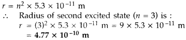 Important Questions for Class 12 Physics Chapter 12 Atoms Class 12 Important Questions 3