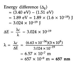Important Questions for Class 12 Physics Chapter 12 Atoms Class 12 Important Questions 36