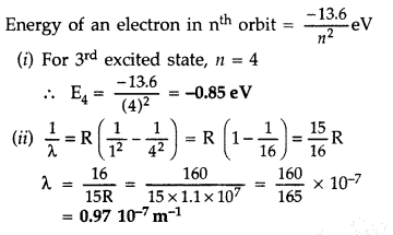 Important Questions for Class 12 Physics Chapter 12 Atoms Class 12 Important Questions 44