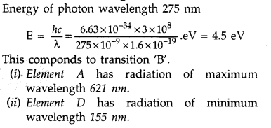 Important Questions for Class 12 Physics Chapter 12 Atoms Class 12 Important Questions 49