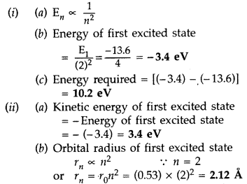 Important Questions for Class 12 Physics Chapter 12 Atoms Class 12 Important Questions 68