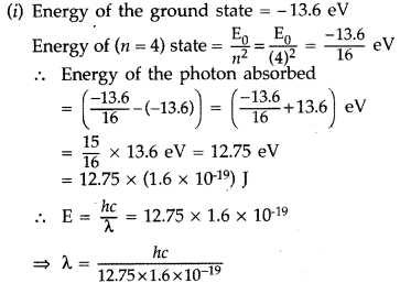 Important Questions for Class 12 Physics Chapter 12 Atoms Class 12 Important Questions 70