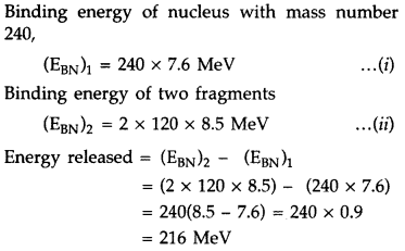 Important Questions for Class 12 Physics Chapter 13 Nuclei Class 12 Important Questions 33