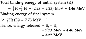 Important Questions for Class 12 Physics Chapter 13 Nuclei Class 12 Important Questions 35