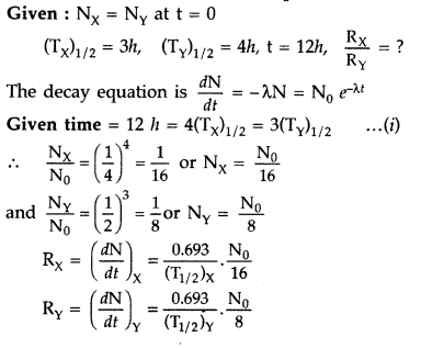 Important Questions for Class 12 Physics Chapter 13 Nuclei Class 12 Important Questions 37