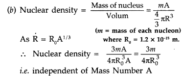 Important Questions for Class 12 Physics Chapter 13 Nuclei Class 12 Important Questions 50