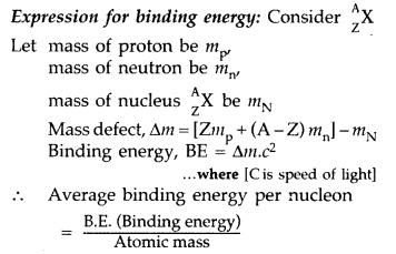 Important Questions for Class 12 Physics Chapter 13 Nuclei Class 12 Important Questions 58