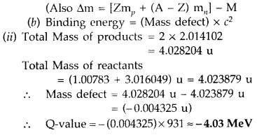 Important Questions for Class 12 Physics Chapter 13 Nuclei Class 12 Important Questions 65