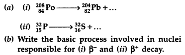 Important Questions for Class 12 Physics Chapter 13 Nuclei Class 12 Important Questions 69