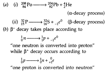 Important Questions for Class 12 Physics Chapter 13 Nuclei Class 12 Important Questions 70