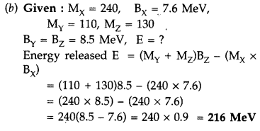 Important Questions for Class 12 Physics Chapter 13 Nuclei Class 12 Important Questions 78