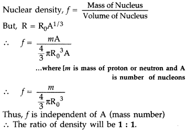 Important Questions for Class 12 Physics Chapter 13 Nuclei Class 12 Important Questions 9