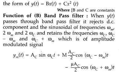 Important Questions for Class 12 Physics Chapter 15 Communication Systems Class 12 Important Questions 43