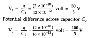 Important Questions for Class 12 Physics Chapter 2 Electrostatic Potential and Capacitance Class 12 Important Questions 107