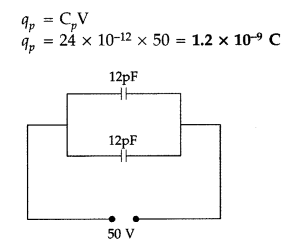 Important Questions for Class 12 Physics Chapter 2 Electrostatic Potential and Capacitance Class 12 Important Questions 115