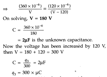 Important Questions for Class 12 Physics Chapter 2 Electrostatic Potential and Capacitance Class 12 Important Questions 123