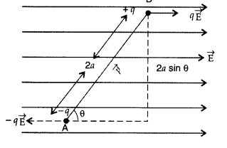 Important Questions for Class 12 Physics Chapter 2 Electrostatic Potential and Capacitance Class 12 Important Questions 134