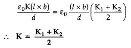 Important Questions for Class 12 Physics Chapter 2 Electrostatic Potential and Capacitance Class 12 Important Questions 148