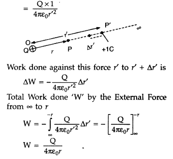 Important Questions for Class 12 Physics Chapter 2 Electrostatic Potential and Capacitance Class 12 Important Questions 155