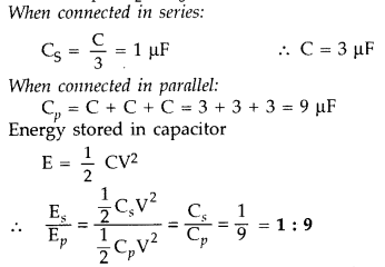 Important Questions for Class 12 Physics Chapter 2 Electrostatic Potential and Capacitance Class 12 Important Questions 26