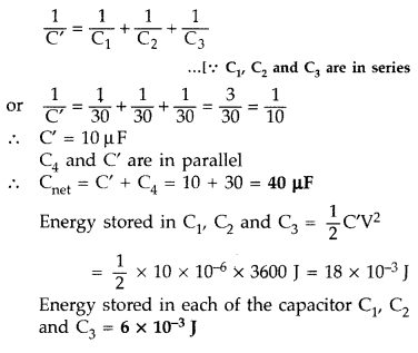 Important Questions for Class 12 Physics Chapter 2 Electrostatic Potential and Capacitance Class 12 Important Questions 36