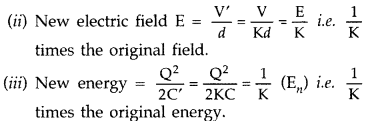Important Questions for Class 12 Physics Chapter 2 Electrostatic Potential and Capacitance Class 12 Important Questions 55
