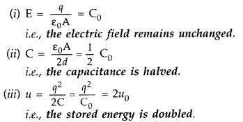 Important Questions for Class 12 Physics Chapter 2 Electrostatic Potential and Capacitance Class 12 Important Questions 66
