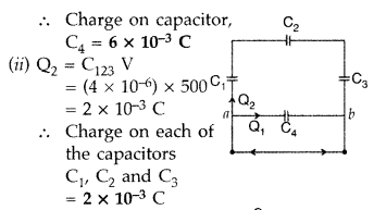 Important Questions for Class 12 Physics Chapter 2 Electrostatic Potential and Capacitance Class 12 Important Questions 69