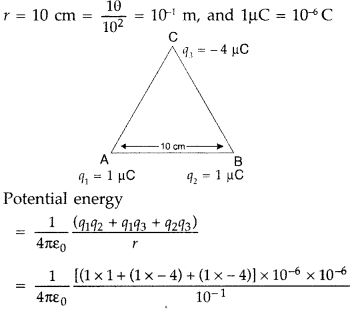 Important Questions for Class 12 Physics Chapter 2 Electrostatic Potential and Capacitance Class 12 Important Questions 77