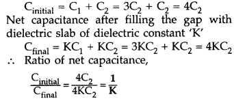 Important Questions for Class 12 Physics Chapter 2 Electrostatic Potential and Capacitance Class 12 Important Questions 87