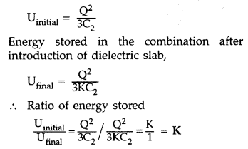 Important Questions for Class 12 Physics Chapter 2 Electrostatic Potential and Capacitance Class 12 Important Questions 88