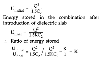 Important Questions for Class 12 Physics Chapter 2 Electrostatic Potential and Capacitance Class 12 Important Questions 95