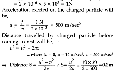 Important Questions for Class 12 Physics Chapter 4 Moving Charges and Magnetism Class 12 Important Questions 30