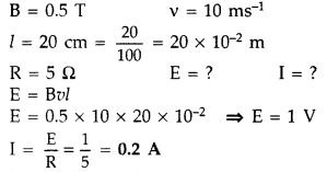 Important Questions for Class 12 Physics Chapter 4 Moving Charges and Magnetism Class 12 Important Questions 93