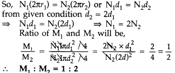 Important Questions for Class 12 Physics Chapter 5 Magnetism and Matter Class 12 Important Questions 11