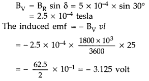 Important Questions for Class 12 Physics Chapter 6 Electromagnetic Induction Class 12 Important Questions 99